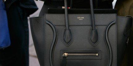 Fake-Spotting – How to recognize an original Céline Phantom Bag