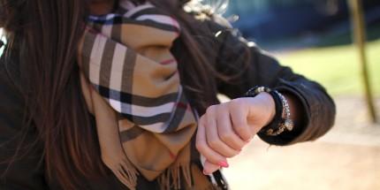 Fake-Spotting – How to recognize an original Burberry scarf